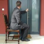 Haben Sie schon mal einen Berater vor die Tür gesetzt?